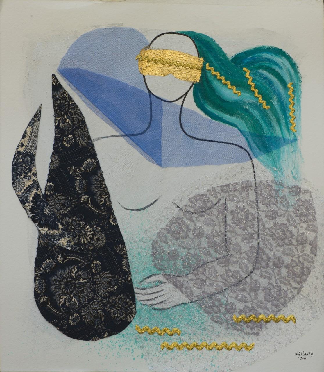Mari Laino-Diosa de la Niebla