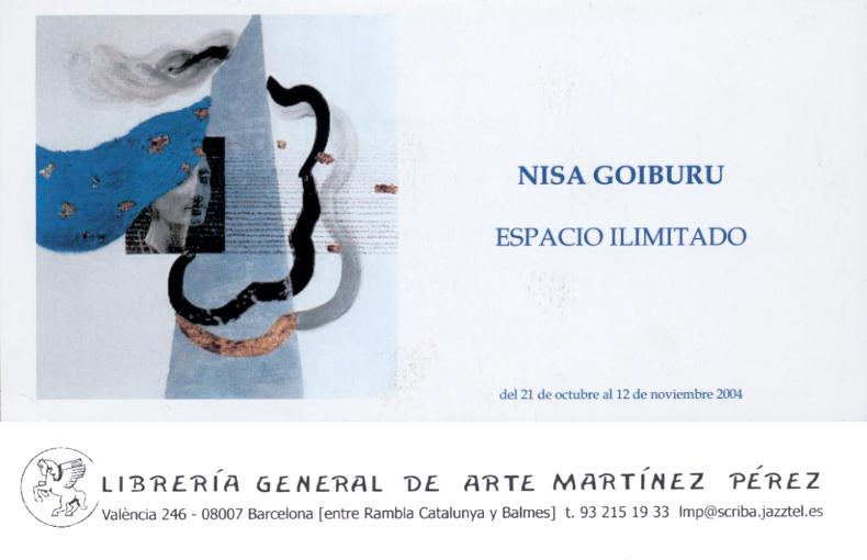 Espacio Ilimitado<br />(Barcelona) 2004